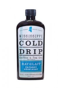 Cold Drip Coffee - Sweeteners Bottle Photo