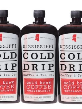 Cold Brew Coffee Concentrate (32oz) 3-Pack