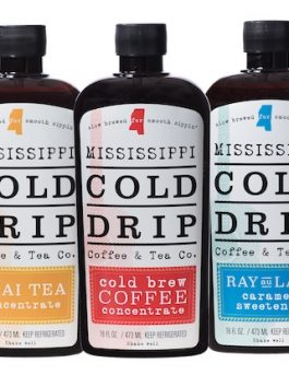 Coffee Concentrate, Chai Tea, Ray Au Lait Sampler
