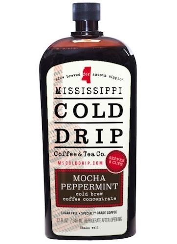 Cold Drip Coffee - Mocha Peppermint