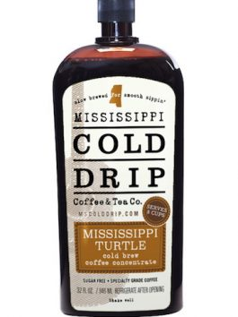 "Cold Drip Coffee Concentrate ""Mississippi Turtle"" 32-Ounce"