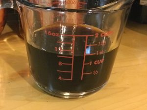 Mississippi Cold Drip - One Cup Making Ice Cream